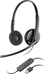 Plantronics Blackwire 300 - Skype4B, Lync USB Headset