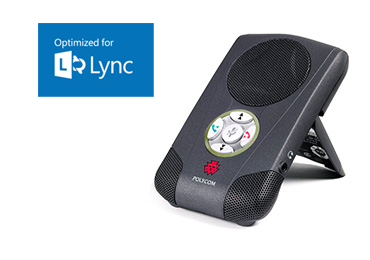Polycom CX100 - Skype4B, Lync USB Speakerphone